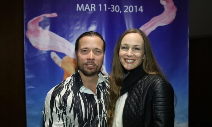 'I'm inspired now!' Says Artist After Watching Shen Yun