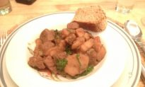 Celebrating St. Patrick's Day with Brown Soda Bread and Irish Stew