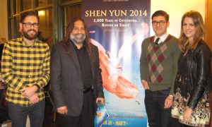 Artistic Director Says Shen Yun Is Fantastic