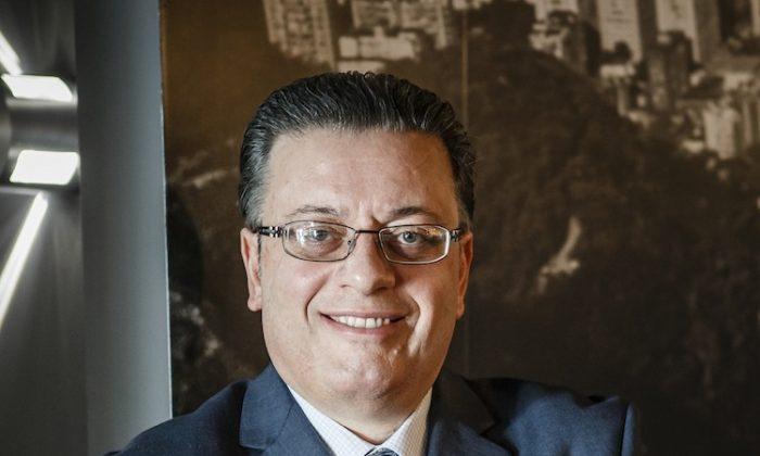 Joseph Bozzo, Spectrum Realty Services. (Vito Amati)
