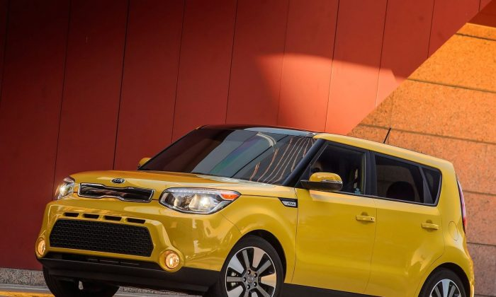 2014 Kia Soul (Courtesy of NetCarShow.com)