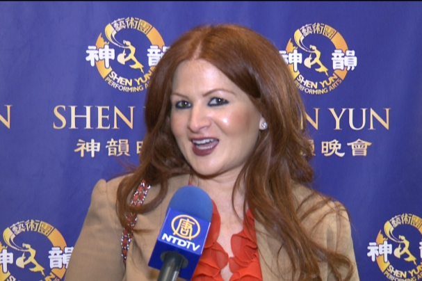 National Top Lawyer Award Winner: Shen Yun Is 'Very Unique' And 'Special'