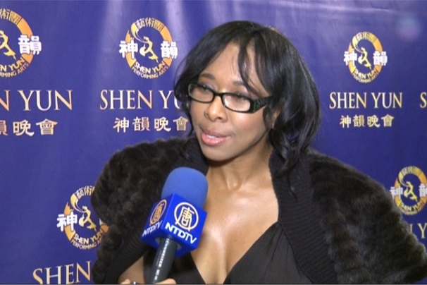 Professional Actress: Shen Yun Experience 'Beautiful'