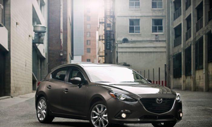 2014 Mazda3 (Courtesy of NetCarShow.com)