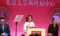 Michelle Obama Touches on Freedom in China Speech
