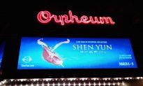 Shen Yun's 'Dancing is Fantastic'