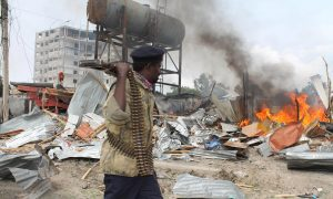 Weak Somali Government Struggles to Oust Al-Shabab