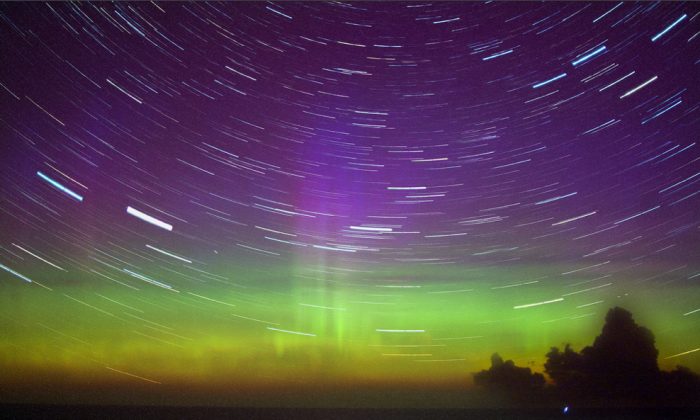 Star trails (Brendan Alexander)