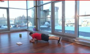 9-Minute Power Plank Workout (Video)