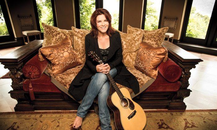 The singer-songwriter Rosanne Cash