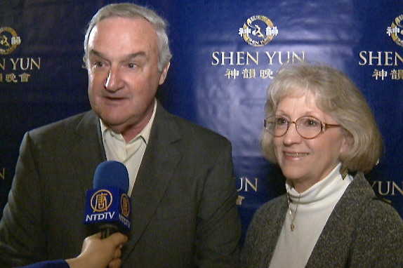 Radio Personality: Shen Yun Is 'A wonderful experience'
