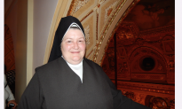Catholic Sister Says, 'I am getting into the whole experience'