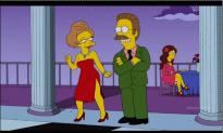 'The Simpsons' Say Goodbye to Edna Krabappel