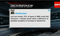 State Rep Tweets His Perception Of NBA