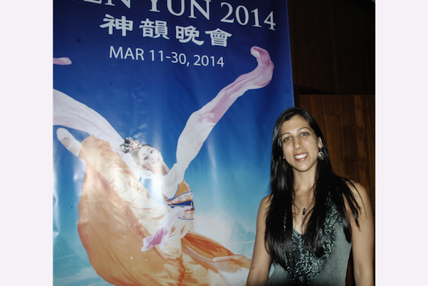 Shen Yun 'Absolutely Phenomenal' Says Business Owner