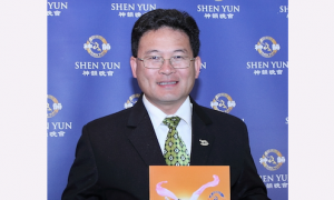 City Mayor: Shen Yun 'A perfect combination'