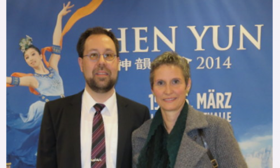 Marketing Director Amazed and Fascinated by Shen Yun