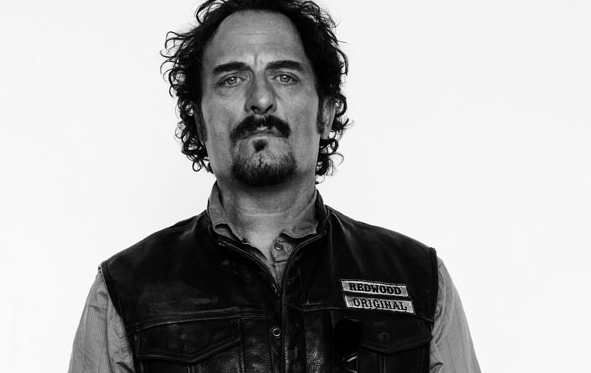 "Kim Coates as Alex ""Tig"" Trager in Sons of Anarchy. (Frank Ockenfels/FX)"