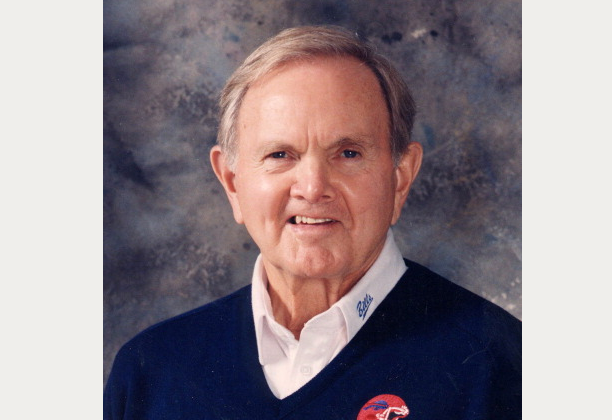 Ralph Wilson in a 2011 headshot. (NFL via Getty Images)