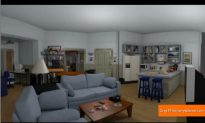 Oculus Rift Developer Makes 3-D Virtual Realty Version of Jerry Seinfeld's Apartment