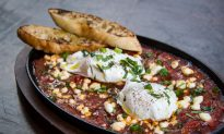 Pergola Debuts Brunch With Mani's and Mimosas