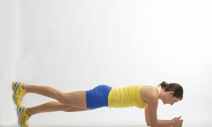 Single Leg Plank (Willis Lim Brisbane Australia)