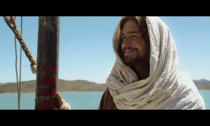 """Diogo Morgado in """"Son of God."""" (Twentieth Century Fox Film)"""