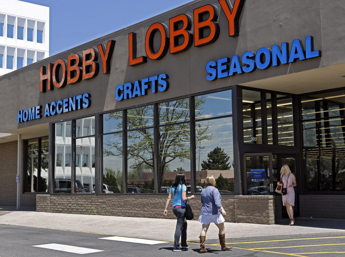Hobby Lobby closing all stores, will furlough 'nearly all' employees