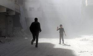 Syrian Children Bear the Brunt of Brutal War
