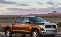 Toyota Tundra: Bred by Uncle Sam