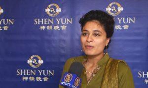 Writer Amazed by Rich History, Spirituality in Shen Yun