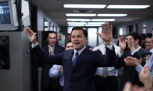 The Wolf of Wall Street Tops Piracy Download Charts in 2014