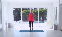 A Total-Body Workout to Shed the Sweater (Video)