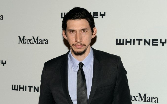 Could the villain in Star Wars Episode VII, reportedly to be played by Adam Driver, be Darth Caedus? (Andrew H. Walker/Getty Images for Whitney Museum of American Art)