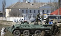 Sanctioning Russia Won't Help Ukraine, Might Reduce Its Incentive to Change Course in Crimea