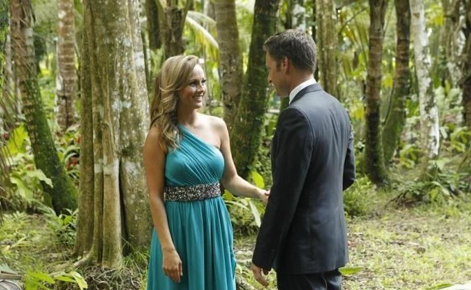 "Juan Pablo reportedly does not choose Clare Crowley in tonight's season finale of ""The Bachelor."" (ABC)"