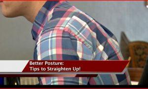 Better Posture: Tips to Straighten Up (Video)