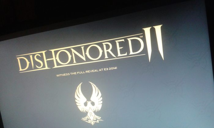 "An alleged teaser photo from ""Dishonored II""--which has the game's logo--was leaked, claiming there would be information about the game during E3 in a few months, but it could just be like the ""Fallout 4"" hoax a few months ago."