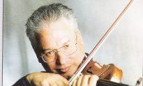 Joshua Epstein, An Outstanding Violinist