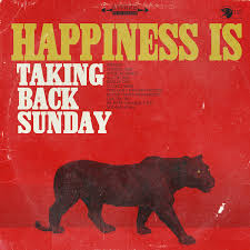 Happiness Is Album Cover. Photo Credit: Hopeless Records.