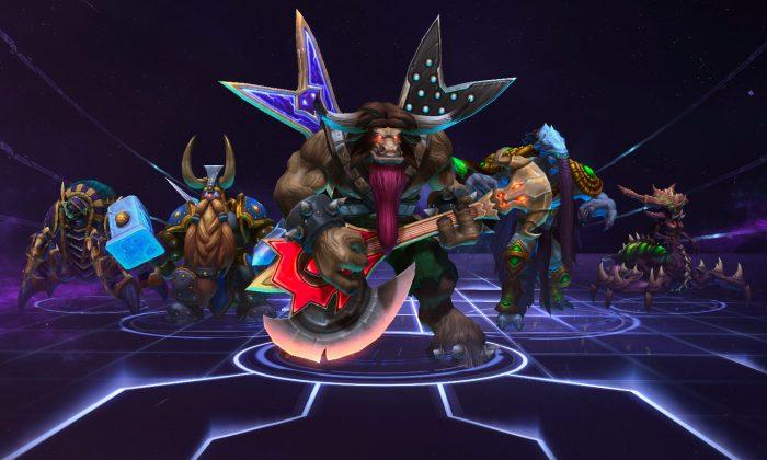 (Blizzard Entertainment)