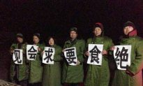 Night Protests and a Hunger Strike Against Arrest of Rights Lawyers in China