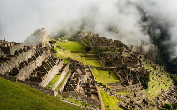 Machu Picchu in Peru. (Shutterstock*)