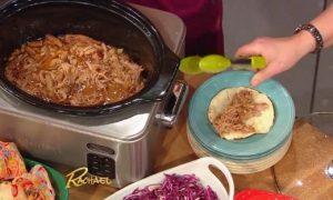 Weekend Recipe: Chipotle Pork Soft Tacos