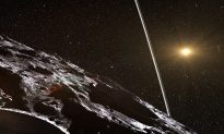 Double Rings Discovered Around Asteroid is an Accidental Find