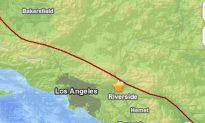 Earthquake Today in California: 2.7 Quake Hits Fontana; San Bernardino, Los Angeles, Riverside Residents Feel it