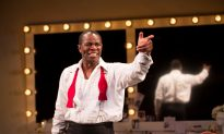 Theater Review: 'Satchmo at the Waldorf'