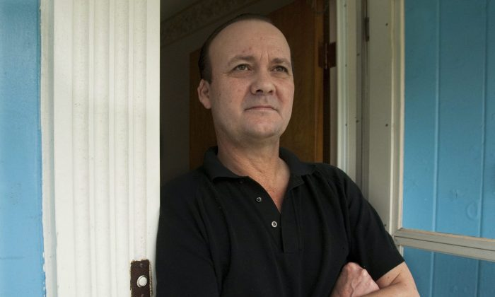 Halifax resident Rob Rogers was the victim of an online romance scam that saw him lose just over $14,000. He now acts as a peer counsellor with RomanceScams.org to help others avoid being duped. The RCMP's Commercial Crime Branch estimates that fraud-related offences cost the Canadian economy between $10 and $30 billion annually. (The Canadian Press/Andrew Vaughan)