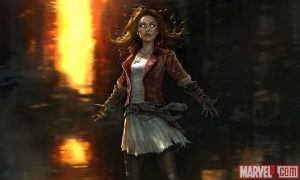 Avengers 2: Marvel: Assembling a Universe Reveals 'Age of Ultron' Scarlet Witch, Quicksilver, Hulkbuster Iron Man Art