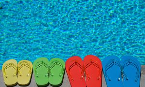 Urine + Chlorine May Equal Health Risks at Pools